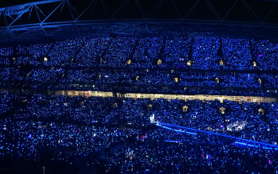 Taylor Swift, ANZ Stadium