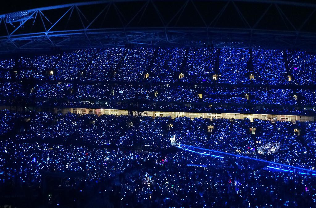 Taylor Swift, ANZ Stadium