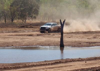 Ford Ranger Raptor Outback Attack